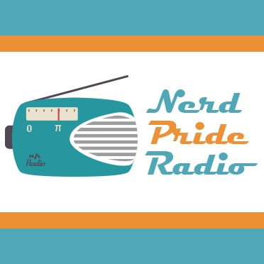 Podcasts – Nerd Pride Radio logo